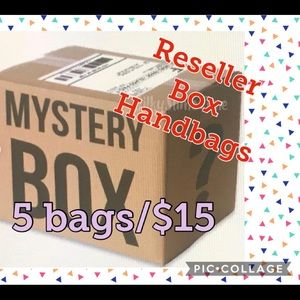 Handbags - Crossbody handbag Reseller mystery box wholesale